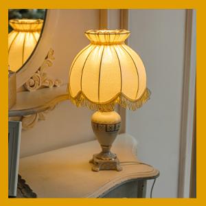 Светильники с ручной росписью 24-каратным золотом